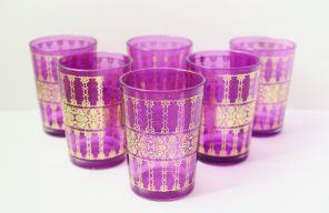 Moroccan Tea Light Holders - $3 each.