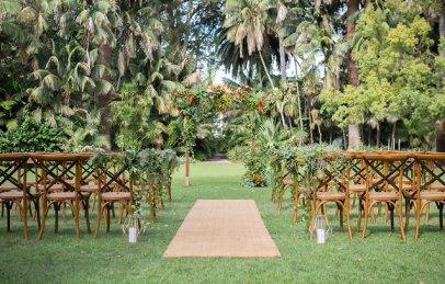 wedding upmarket